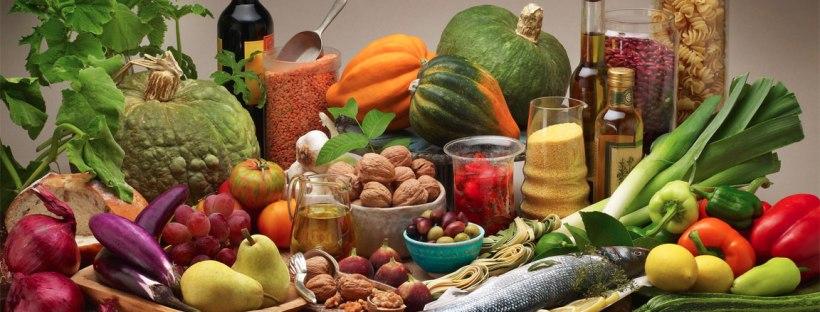alimenti sani e vari